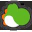 icône de yoshi