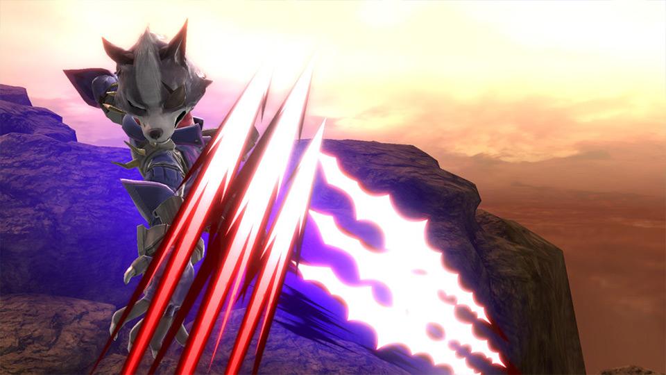 coup spécial de Wolf