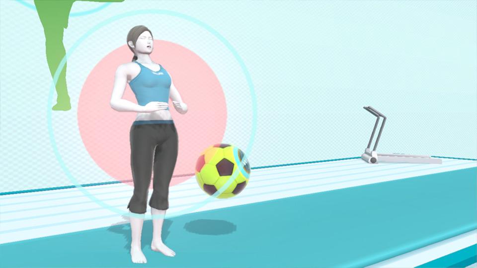 coup spécial de Wii Fit Trainer
