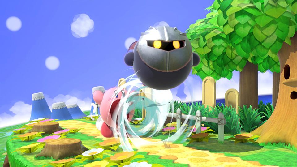 coup spécial de Kirby