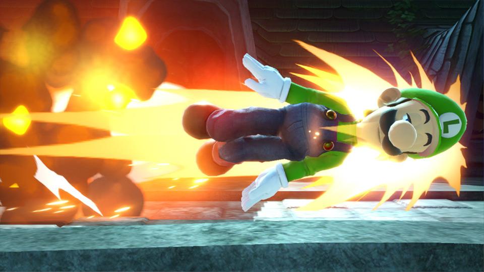 coup spécial de Luigi