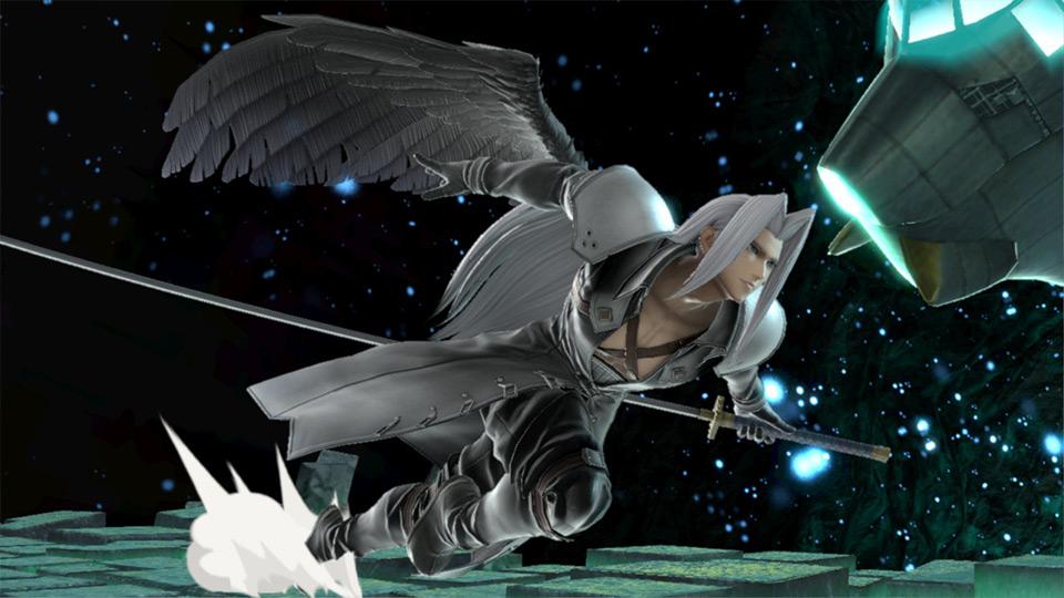 coup spécial de Sephiroth